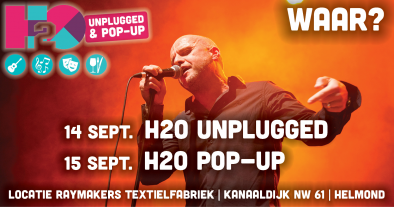 h2o UNPLUGGED TICKETS